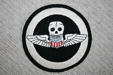 490TH BOMB SQUADRON 341ST GROUP CBI  EXCELLENT COPY WW2 A2 JACKET PATCH