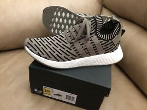Details about adidas Boost NMD_R2 Primeknit nmd r2 pk Trace Olive Cargo 10.5 Ultraboost