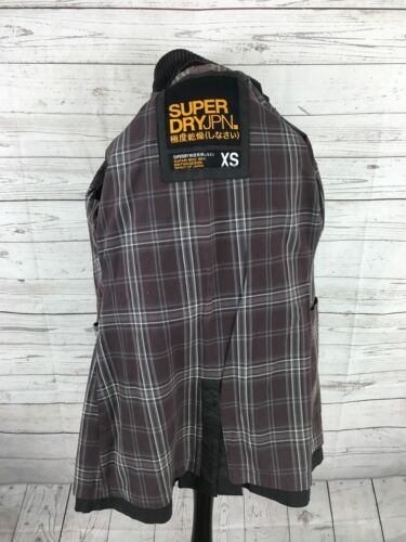 Great Jacket Safari Xs Wax Charcoal Condition Superdry ZpXUqwxw