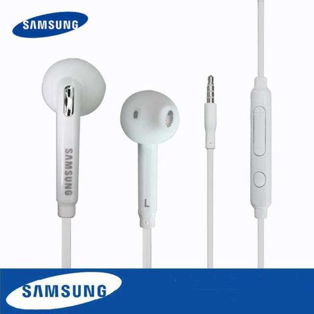Cuffie Auricolari SAMSUNG Originale EO-EG920BW per Galaxy S4 S5 S6 S7 EDGE