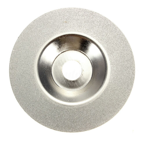 "100mm//4/"" Diamond Coated Grinding Blade Wheel Carbide Grinder Disc Rotary Tool US"