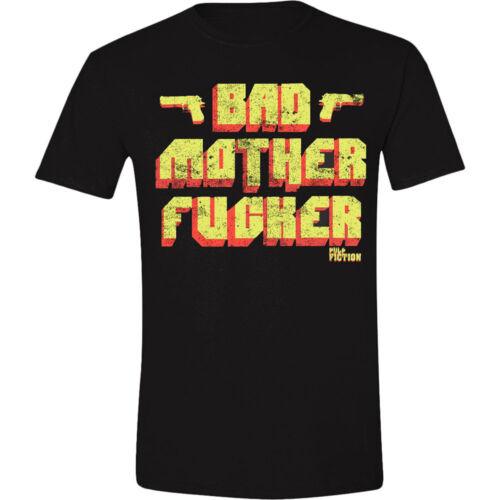 Bad Mother Fucker T-Shirt Unisex Tg Pulp Fiction L