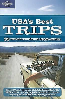 1 of 1 - USA's Best Trips by Sara Benson (Paperback, 2010)