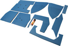 Amf6700uk Upholstery Kit Blue For Ford New Holland 5600 5700 6600 Tractors