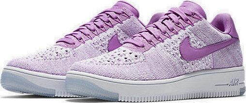 Womens Nike Af1 Flyknit Low Low Low 820256-500 Fuchsia Glow Brand New Size 8 7ead3d
