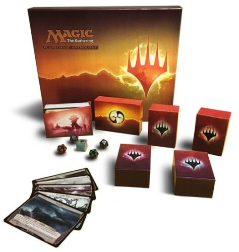 Magic 1x  Planechase Anthology The Gathering Box Set New Sealed Product