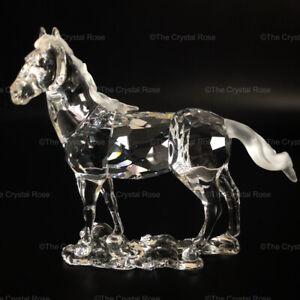 RARE-Retired-Swarovski-Crystal-Mare-Horse-860864-Mint-Boxed