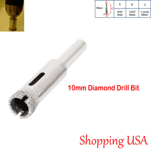 All Size Diamond Drill Bits Hole Saw Cutter Tools Sets From 2mm-125mm