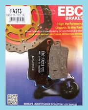 Ebc fa213 Trasero Pastillas De Freno Para Honda Nx Nx500 1997-99 & Nx650 Dominator 1997-02