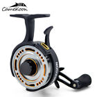 CAMEKOON FI500 Inline Ice Fishing Reel 2.5:1 Gear Ratio Left//Right Hand Retrieve