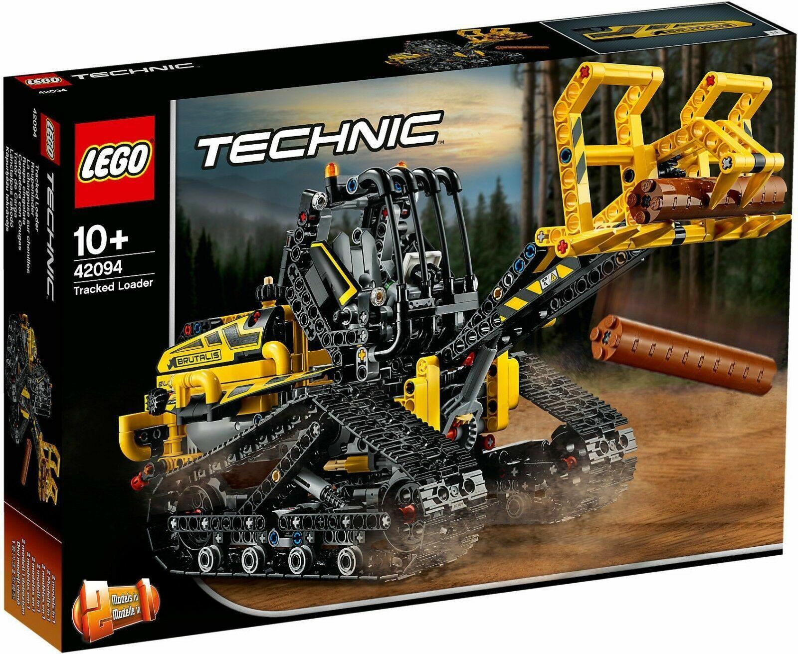 LEGO TECHNIC RUSPA CINGOLATA - LEGO 42094