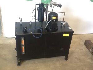 Hydra Grene Hydraulic Power Pack 12 Lpm Flow Rate Ebay