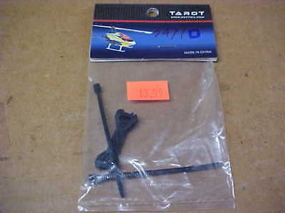 Tarot 450 parts TL2751-02 Plastic Tail Boom Support Brace trex 450 rc helicopter