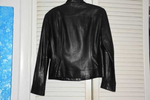 Size Color Eggplant Jacket Beautiful Kid 10 Leather w8XxqvH