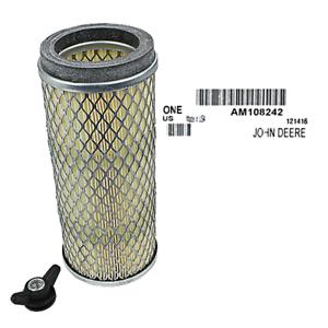 John-Deere-Original-Equipment-Primary-Outer-Air-Filter-Element-AM108242