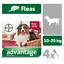 ADVANTAGE-40-100-250-400-Chiens-4-Pipettes-Anti-Puces-Fleas-treatment miniature 5