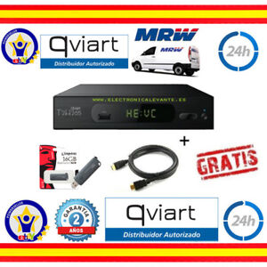 RECEPTOR-TDT-QVIART-T2-H265-GARANTIA-2-ANOS-MRW-24H-USB-16GB-HDMI