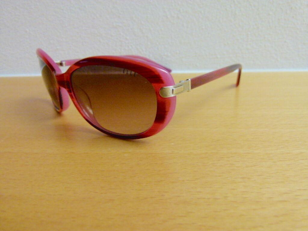 originale El ELLE Re Etui mit Sonnenbrille eBay 14814 ZqZ1rFaw