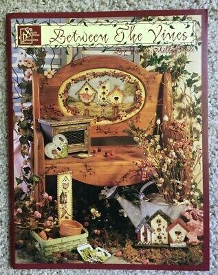 Between the Vines Tole Painting Pattern Packets by Jamie Mills-Price U Pick