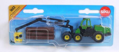 Siku Farmer 1652 John Deere Harvester OVP 5201