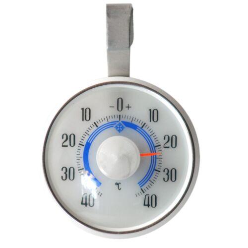 RICHTER Bimetall Thermometer zum einhängen mit Metallhaken HR Art. 1920