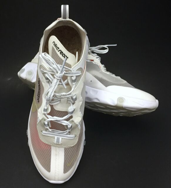 Undercover x Nike React Element 87 White Red AQ1813 339 Shoes