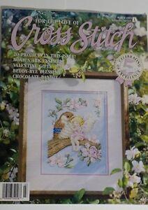 Cross-Stitch-20-Patterns-Heart-Blessing-Bird-Fairy-Kitty-Welcome-Noahs-Ark-3-93