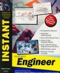 Instant-Engineer-Full-featured-CAD-Easy-to-Use-Brand-New