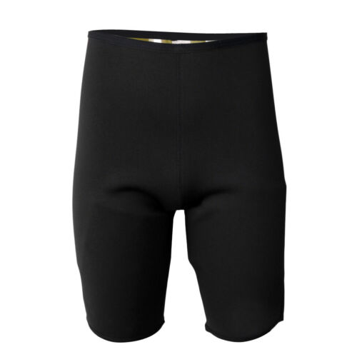 Unisex Sports Shorts Sweat Sauna Suit Athletics Weight Loss Slimming Shorts