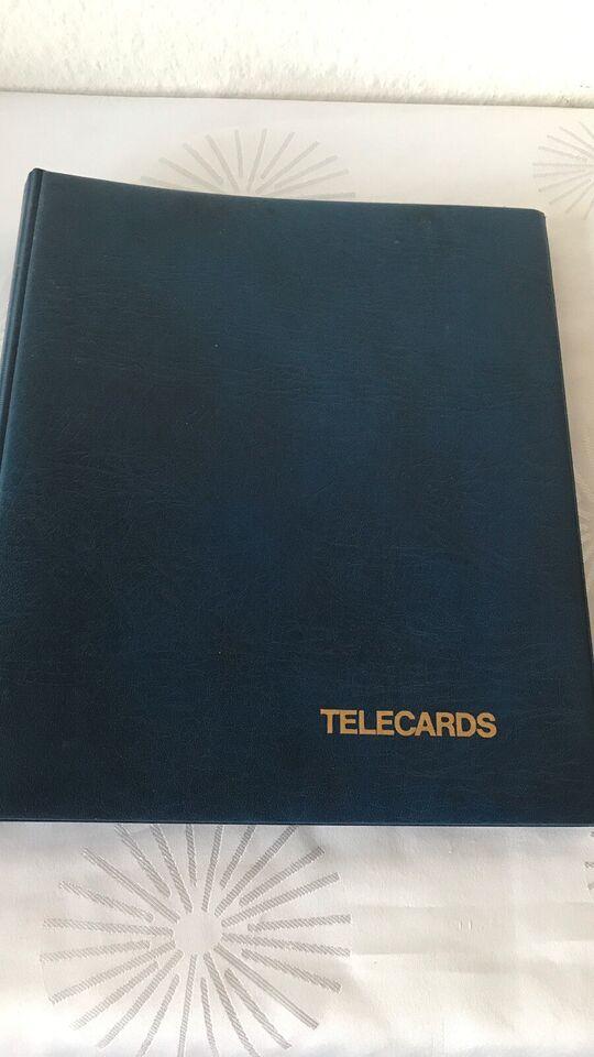 Telefonkort