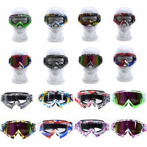 Off-Road-Motocross-Racing-KTM-Dirt-Bike-Motorcycle-Adult-Goggles-Glasses-Eyewear