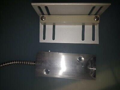 Contatto Sensore Magnetico Corazzato Per Serrande Porte Basculanti Hesa Cl800