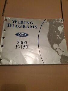 2005 Ford F150 Electrical Wiring Diagram Manual XL STX XLT ...