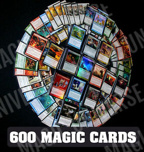600-MAGIC-THE-GATHERING-MTG-CARDS-ULTIMATE-LOT-W-RARES