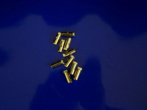 M5x8,5mm Roller 10x Schraubnippel  D=6x14mm Rasenmäher Bohrung 2,2mm