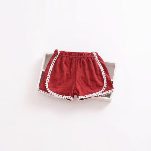 1pcs toddler Bloomers baby girls loose shorts PP short pants baby cotton shorts