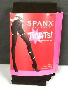 65a7b80e6de SPANX FH4315 HIGH WAIST LUXE LEG TIGHTS OPAQUE BITTERSWEET sz D ...