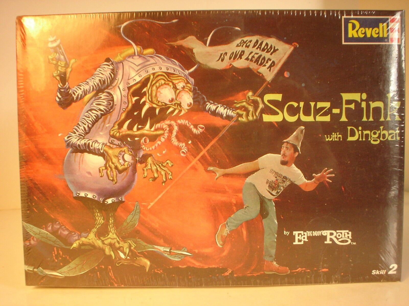 Förseglade 2004 -Ed rödh's Scuz -Fink med Dindbat.modellllerlerl