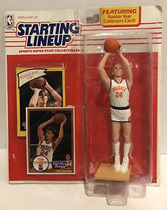 Starting Lineup Tom Chambers 1990 NBA Phoenix Suns Kenner figure *New*