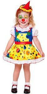 coco lou clown kost m f r kinder neu m dchen karneval fasching verkleidung kos ebay. Black Bedroom Furniture Sets. Home Design Ideas