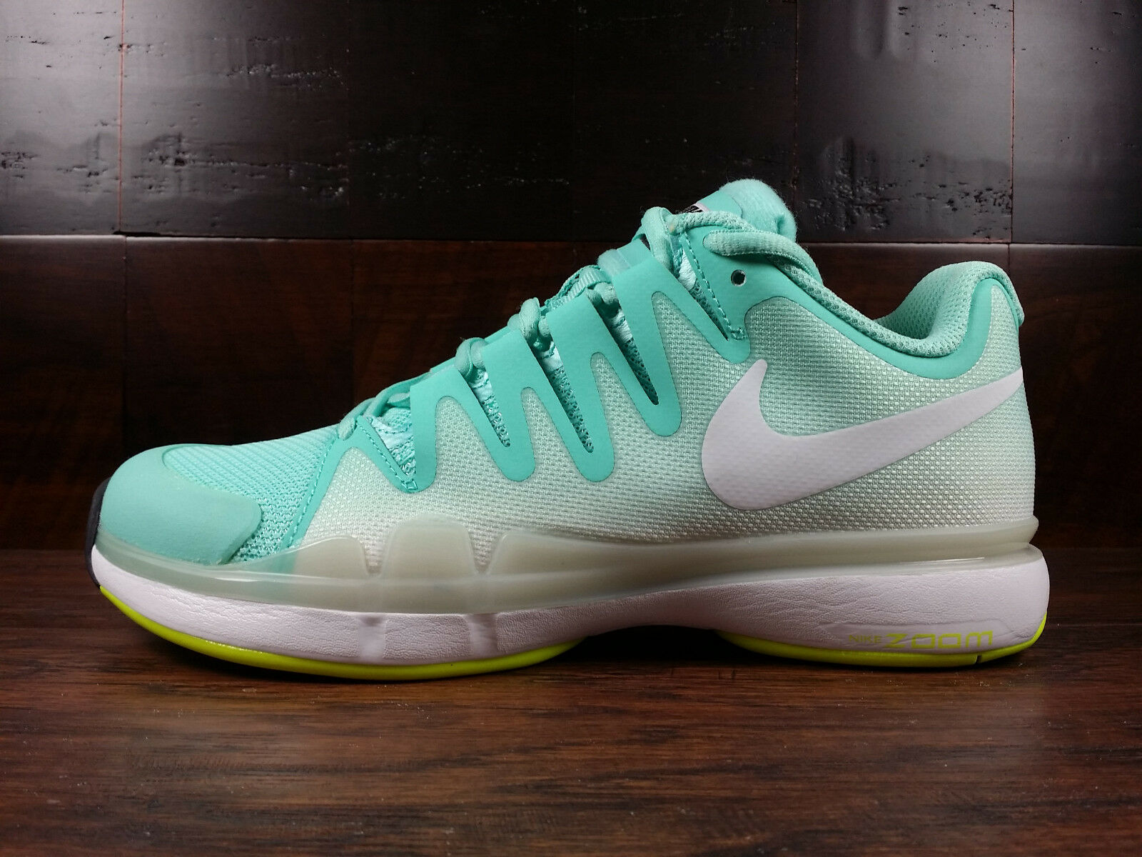 Nike Zoom Vapor 9.5 Tour Sharapova (Bleached Turq) Tennis [631475-317] Womens
