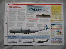 Aircraft of the World - Antonov An-22 'Cock'