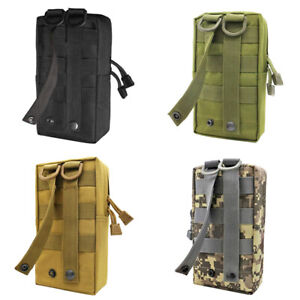 Outdoor-Waterproof-Tactical-Bag-Waist-Pack-Camping-Military-Army-Bag-Pouch-US