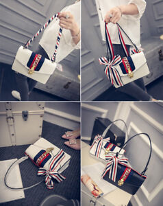 New-HOT-Lady-Tied-Bag-Handle-Decoration-Ribbon-Scarf-Wrap-Twilly-Ribbon-Scarves