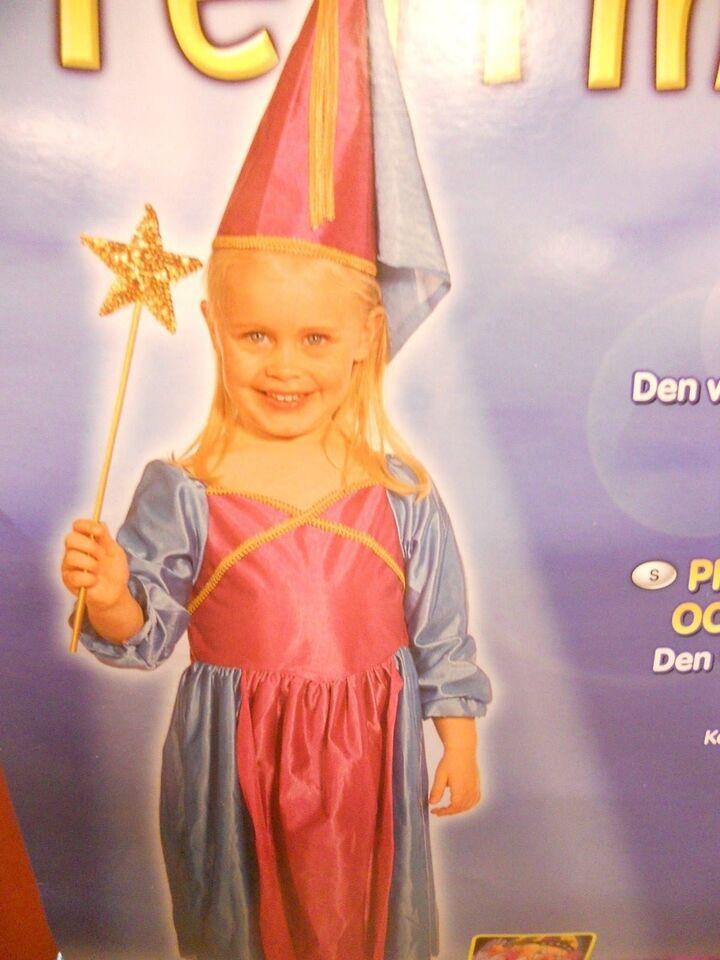 Udklædningstøj, prinsesse/fe-kjole