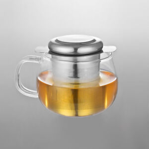 Tea-Infuser-with-Lid-Drip-Tray-Brew-in-Mug-Tea-Strainer-Fashion-Stainless-Steel