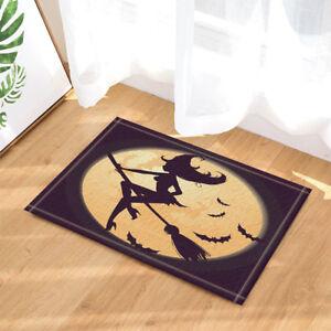 image is loading halloween witch moon kitchen door mat bathroom warm