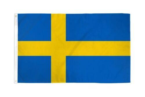 Sweden flag 2X3ft poly