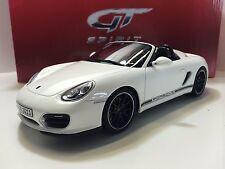 Gt-Spirit 1/18 Porsche Boxter Spider 987 2012 White Art. GT017B