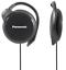 Black Rp-hs46e-k Slim Clip On Earphone Panasonic